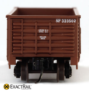 X - N - Gunderson 2420 Gondola : SP - ExactRail Model Trains - 2