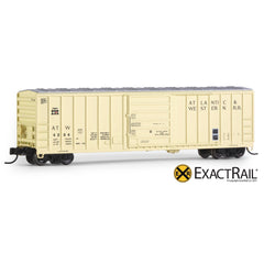 N Scale: Evans 5277 Boxcar : ATW