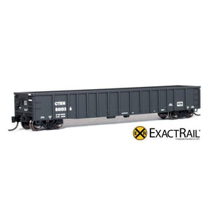 N Scale: Thrall 2743 Gondola - Union Pacific 'CTRN'