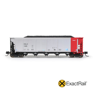 N Scale: Johnstown America AutoFlood II Hopper - KGLX