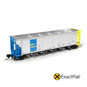 N Scale: Johnstown America AutoFlood II Hopper - NRLX