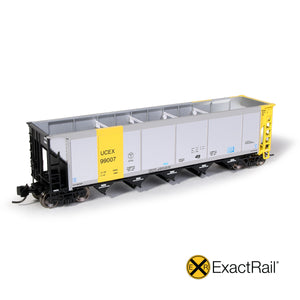 N Scale: Johnstown America AutoFlood II Hopper - UCEX