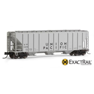 N Scale: PS-2CD 4427 Covered Hopper - UP