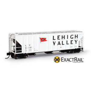 N Scale: PS-2CD 4427 Covered Hopper - LV