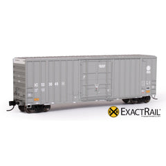 N - Gunderson 6269 High Cube Boxcar : IC - ExactRail Model Trains - 1