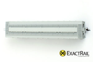 X - PS-2CD 4427 Covered Hopper : UP - ExactRail Model Trains - 4