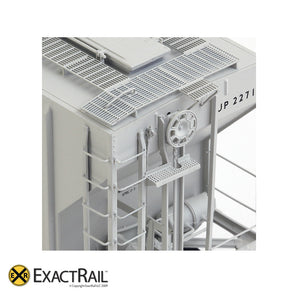 X - PS-2CD 4427 Covered Hopper : UP - ExactRail Model Trains - 8