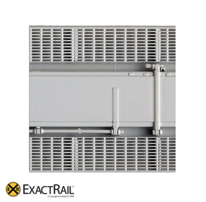 X - PS-2CD 4427 Covered Hopper : UP - ExactRail Model Trains - 2