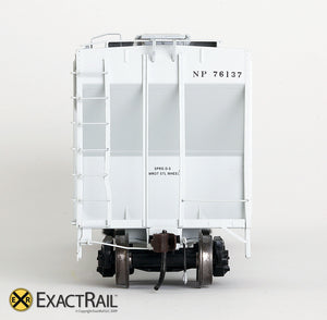 X - PS-2CD 4427 Covered Hopper : NP - ExactRail Model Trains - 7