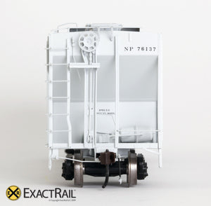 X - PS-2CD 4427 Covered Hopper : NP - ExactRail Model Trains - 6