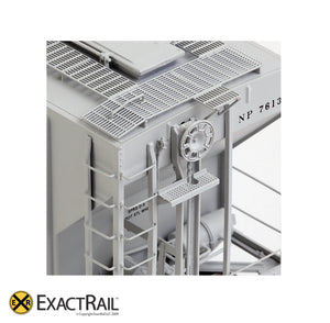 X - PS-2CD 4427 Covered Hopper : NP - ExactRail Model Trains - 5