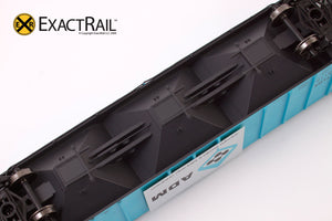 X - PS-2CD 4427 Covered Hopper : ADM - ExactRail Model Trains - 4