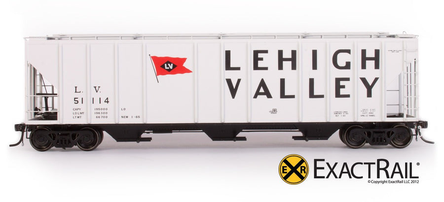 HO Scale: PS-2CD 4427 Covered Hopper - LV