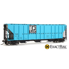 PS-2CD 4427 Covered Hopper : TLDX : Louis Dreyfus Co. - ExactRail Model Trains - 1