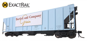 PS-2CD 4427 Covered Hopper : TLDX : Bartlett & Co. - ExactRail Model Trains - 6
