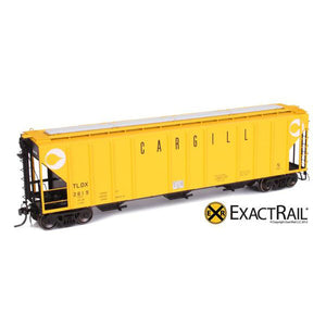 HO Scale: PS-2CD 4427 Covered Hopper - TLDX - Cargill