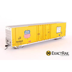 HO Scale: Greenville 7100 Auto Parts Boxcars - UP