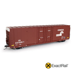 HO Scale: Greenville 7100 Auto Parts Boxcar - CR