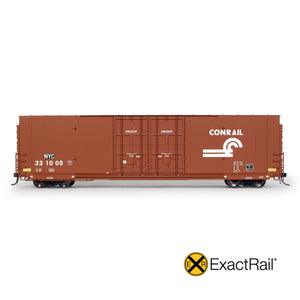 HO Scale: Greenville 7100 Auto Parts Boxcars - NYC