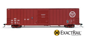 Berwick 7327 Boxcar : MP - ExactRail Model Trains - 2