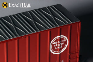 Berwick 7327 Boxcar : MP - ExactRail Model Trains - 3