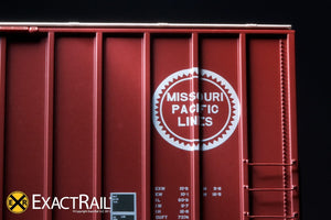 Berwick 7327 Boxcar : MP - ExactRail Model Trains - 5