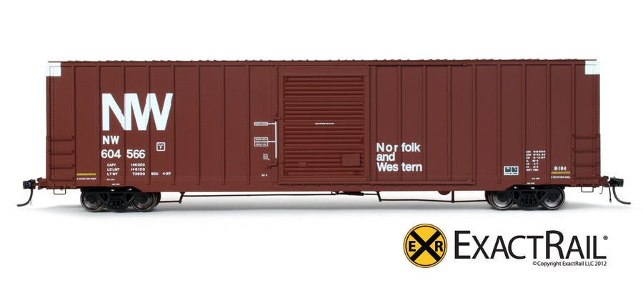 HO Scale: Berwick 7327 Boxcar - NW