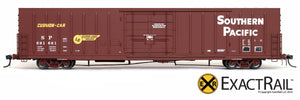 PC&F Beer Car : SP - ExactRail Model Trains - 2