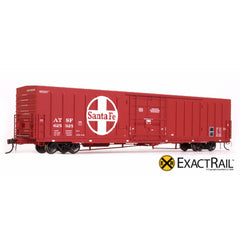 HO Scale: PC&F Beer Car - ATSF