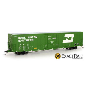 HO Scale: PC&F Beer Car - BN