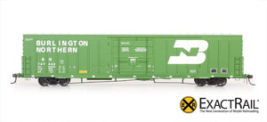 PC&F Beer Car : BN - ExactRail Model Trains - 2