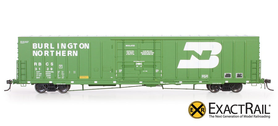 HO Scale: PC&F Beer Car - RBCS