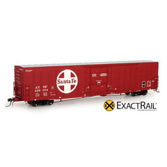 HO Scale: PC&F Beer Car - ATSF - 'As Delivered'