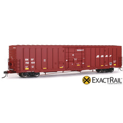 X - PC&F Beer Car : BNSF - ExactRail Model Trains - 1