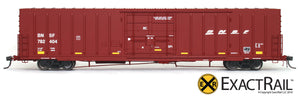 X - PC&F Beer Car : BNSF - ExactRail Model Trains - 3