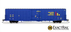 PC&F Beer Car : GVSR - ExactRail Model Trains - 2