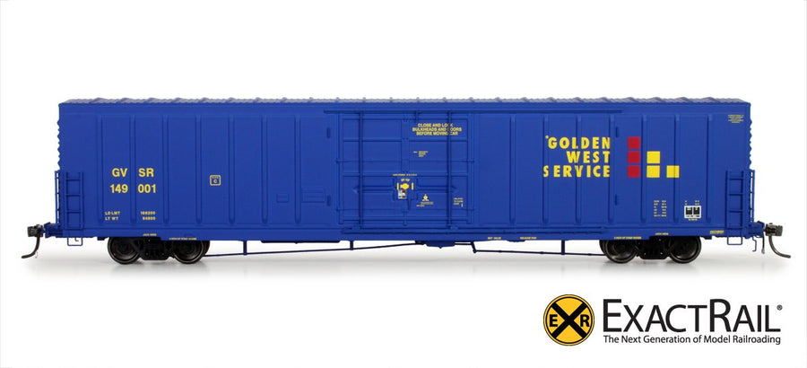 HO Scale: PC&F Beer Car - Golden West Service