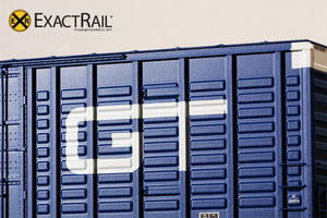 P-S 7315 Waffle Boxcar : GTW - ExactRail Model Trains - 5