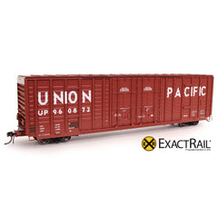HO Scale: P-S 7315 Waffle Boxcar - UP