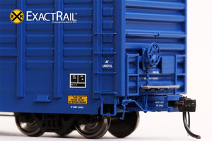 P-S 7315 Waffle Boxcar : GTW - ExactRail Model Trains - 3