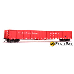 Thrall 3564 Gondola : CP - ExactRail Model Trains - 1