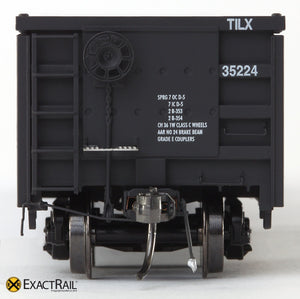 Thrall 3564 Gondola : TILX - ExactRail Model Trains - 3