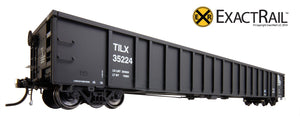 Thrall 3564 Gondola : TILX - ExactRail Model Trains - 6