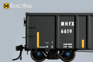 Thrall 3564 Gondola : MHFX - ExactRail Model Trains - 6