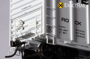P-S 5344 Boxcar : ROCK - ExactRail Model Trains - 3