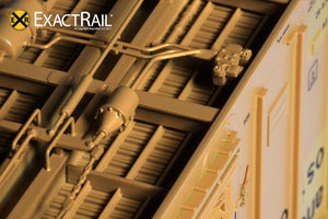 P-S 5344 Boxcar : BAR - ExactRail Model Trains - 4