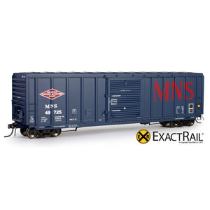 HO Scale: P-S 5344 Boxcar - Minneapolis Northfield & Southern