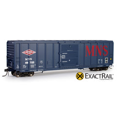 P-S 5344 Boxcar : MNS - ExactRail Model Trains - 1