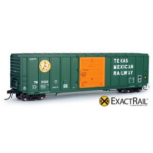 HO Scale: P-S 5344 Box Car - TM