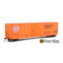 HO Scale: P-S 5344 Boxcar - NOPB